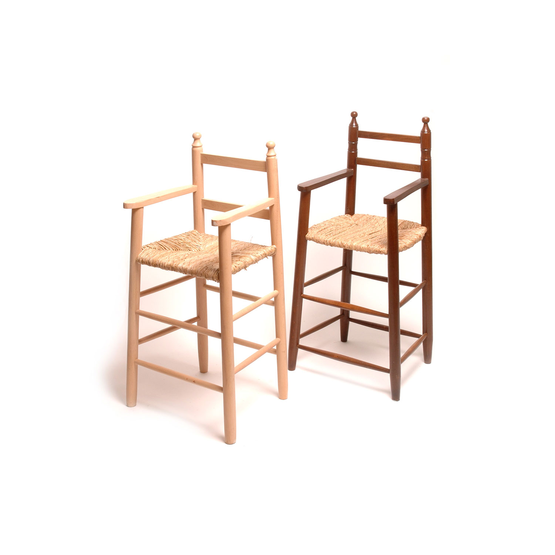 Hoge Kinderstoelen Rotan Kado