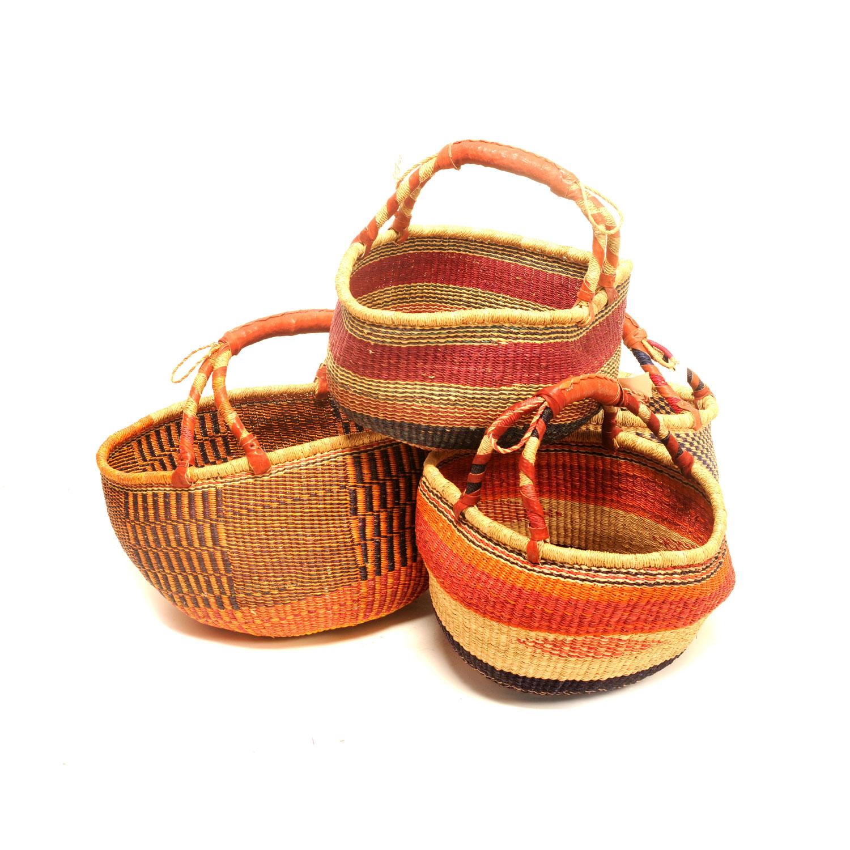 African Baskets: African Baskets