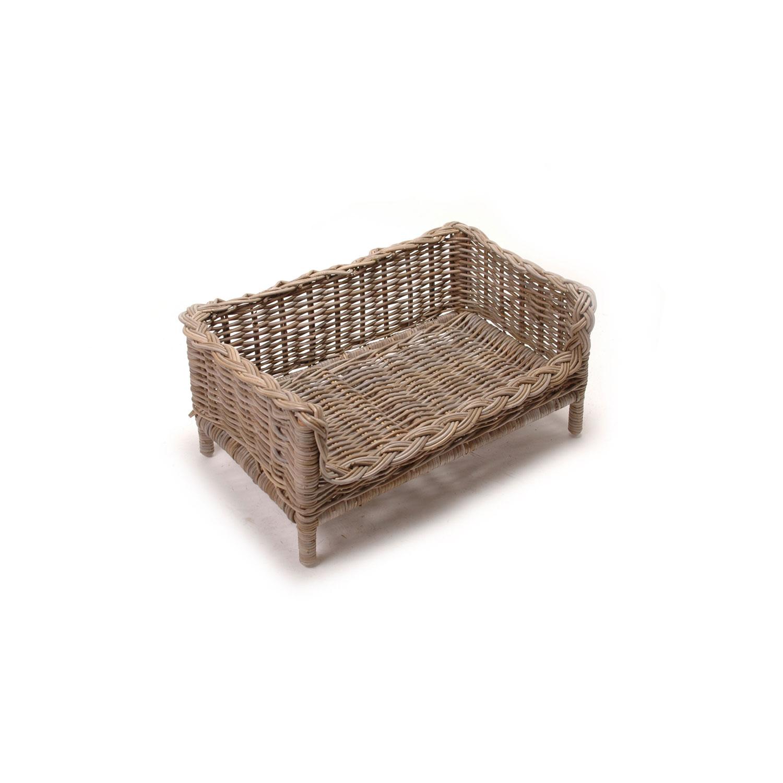 petit divan lit pour chien madame panier. Black Bedroom Furniture Sets. Home Design Ideas